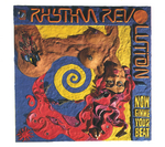 RHYTHM REVOLUTION - Now Gimme Your Beat (Front Cover)