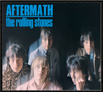 ROLLING STONES, The - Aftermath (Front Cover)