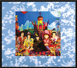 ROLLING STONES, The - Their Satanic Majesties Request- Non EU (Front Cover)