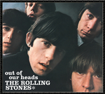 ROLLING STONES, The - Out Of Our Heads (Front Cover)