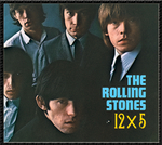 ROLLING STONES, The - 12 X 5 (Non EU) (Front Cover)