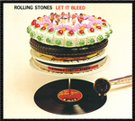ROLLING STONES, The - Let It Bleed (Front Cover)