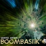 DJ DOUST/IMPACT/NARKY/PUSHA - Boombastik EP (Front Cover)