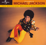 JACKSON, Michael - The Universal Masters Collection (Front Cover)
