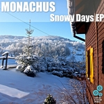 MONACHUS - Snowy Days EP (Front Cover)
