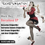 REY, Mark - Barcelona EP (Front Cover)