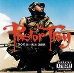PASTOR TROY - Universal Soldier (Explicit Version) (Front Cover)