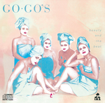 THE GO-GO'S - Beauty And The Beat (Front Cover)