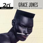 GRACE JONES - 20th Century Masters: The Millennium Collection: Best Of Grace Jones (Front Cover)