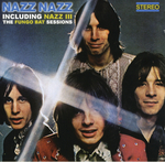 NAZZ, The - Nazz Nazz Including Nazz III: The Fungo Bat sessions (Front Cover)