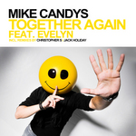 CANDYS, Mike feat EVELYN - Together Again (Front Cover)