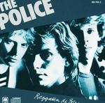 POLICE, The - Reggatta De Blanc (Front Cover)