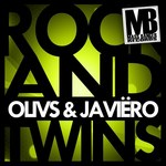 OLIVS & JAVIERO - Rock & Twins (Front Cover)