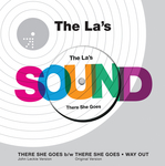 THE LA'S - There She Goes (E Single) (Front Cover)