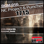 NC PROJECT/PUNCHER - 1715 EP (Front Cover)