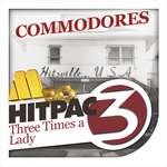 COMMODORES - Three Times A Lady Hit Pac (Front Cover)