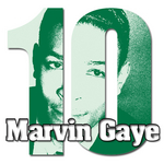 MARVIN GAYE - 10 Series: Marvin Gaye (Front Cover)