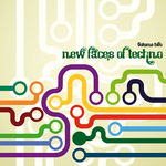 VARIOUS - New Faces Of Techno Vol 2 (Front Cover)