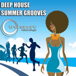 VARIOUS - Deep House Summer Grooves (unmixed tracks) (Front Cover)