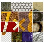 VARIOUS - 7x8=56 Stuff Remixes Itself (Front Cover)