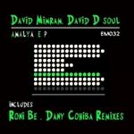 MIMRAM, David /David D Soul - Amalya (Front Cover)