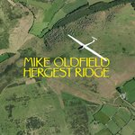 MIKE OLDFIELD - Hergest Ridge (Front Cover)