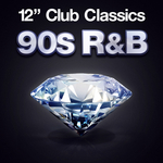VARIOUS - 12'' Club Classics - 90s R&B (Front Cover)
