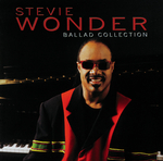 WONDER, Stevie - Ballad Collection (Front Cover)