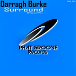 BURKE, Darragh - Surround (Front Cover)