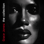 GRACE JONES - The Collection (Front Cover)