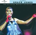 JONES, Grace - Classic Grace Jones (Front Cover)