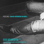 HERRERO, David & NDKJ - Feeling (Front Cover)