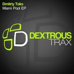 DMITRIY TOKS - Miami Pool EP (Front Cover)