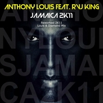 LOUIS, Anthony feat RVJ KING - Jamaica 2K11 (Front Cover)