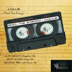 LOLLIE - Feel The Energy (Front Cover)