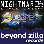 SUBSPECT - Nightmare EP (Front Cover)