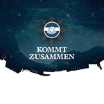 VARIOUS - Kommt Zusammen (Front Cover)