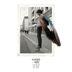YUKSEK - Living On The Edge Of Time (Front Cover)