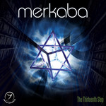 MERKABA - The Thirteenth Step (Front Cover)