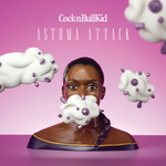 COCKNBULLKID - Asthma Attack (Remix EP) (Front Cover)