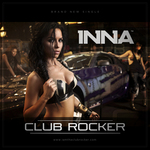 INNA - Club Rocker (Front Cover)