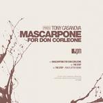CASANOVA, Tony - Mascarpone For Don Corleone (Front Cover)