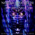 NOMAD SPECTRUM - The Rising EP (Front Cover)