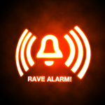 VARIOUS - Rave Alarm! (Front Cover)