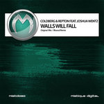 COLDBERG & REPTON feat JOSHUA WENTZ - Walls Will Fall (Front Cover)
