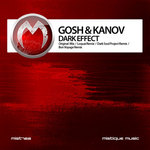 GOSH & KANOV - Dark Effect (Front Cover)
