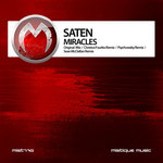 SATEN - Miracles (Front Cover)