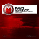 LOQUAI - Walk On Planet (Front Cover)
