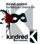 ONIANI, David - Burlesque (Front Cover)