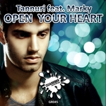 TANNURI feat MARKY - Open Your Heart (Front Cover)